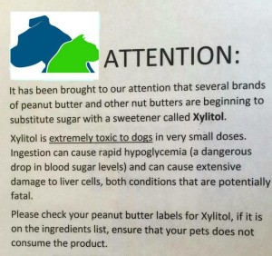 Pet health alert for dogs